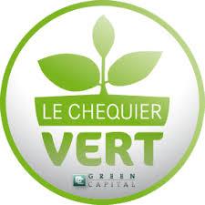 chequier vert